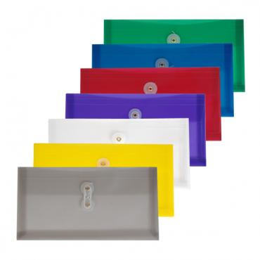 HS241: 10 mini envelope string tie