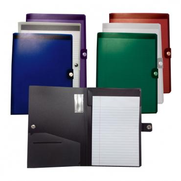 HS361: snap pad folio small