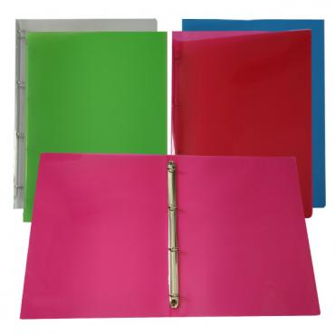 HS608: 4x15mm O ring binder