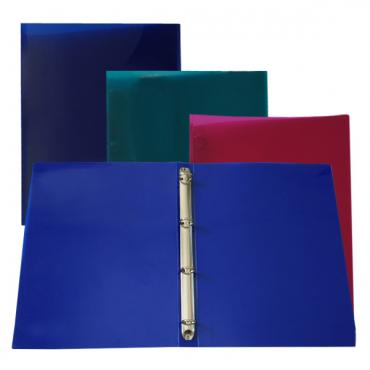 HS604: 4x20mm O ring binder