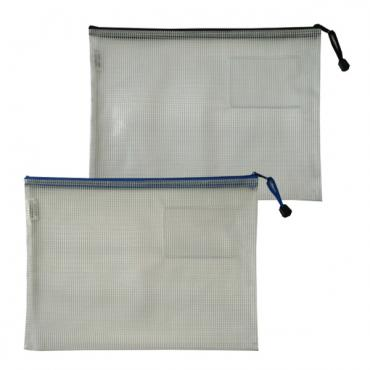 HS157: mesh bag with card holder