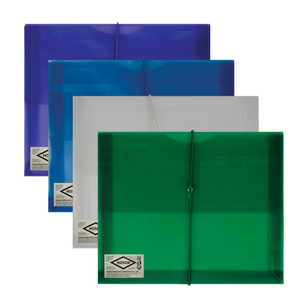 HS205: envelope w/.business card holder