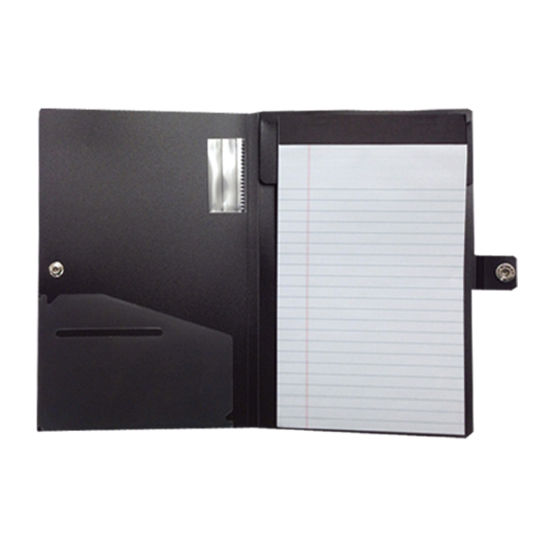 HS361: small snap pad folio