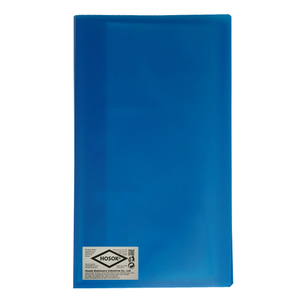 HS572: 72 pockets business card holder