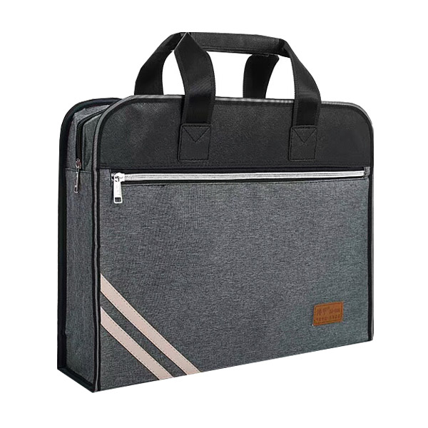 HS617: PU nylon bag