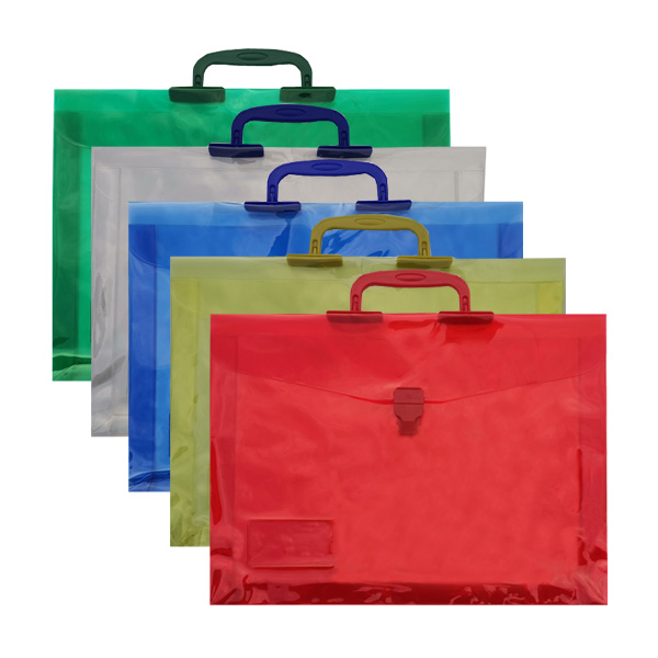 HS180: PVC carry bag